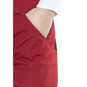 Lundhags Authentic lange broek Dames rood